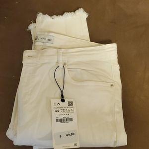 Zara Brand stretch jeans